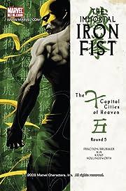 Immortal Iron Fist (2006-2009) #12