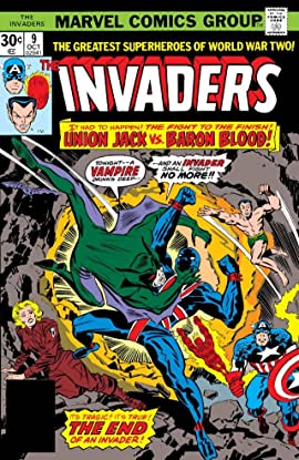 Invaders (1975-1979) #9