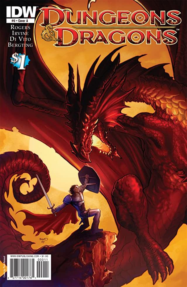 Dungeons and Dragons #0