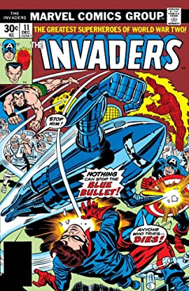 Invaders (1975-1979) #11