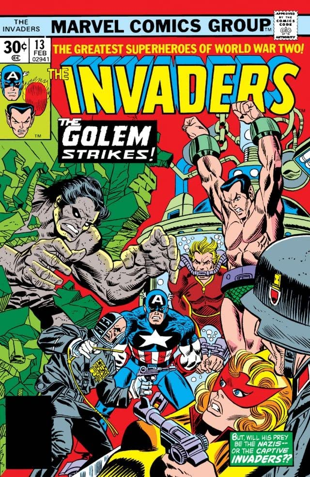 Invaders (1975-1979) #13