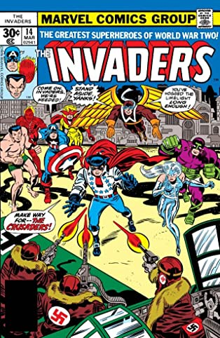 Invaders (1975-1979) #14