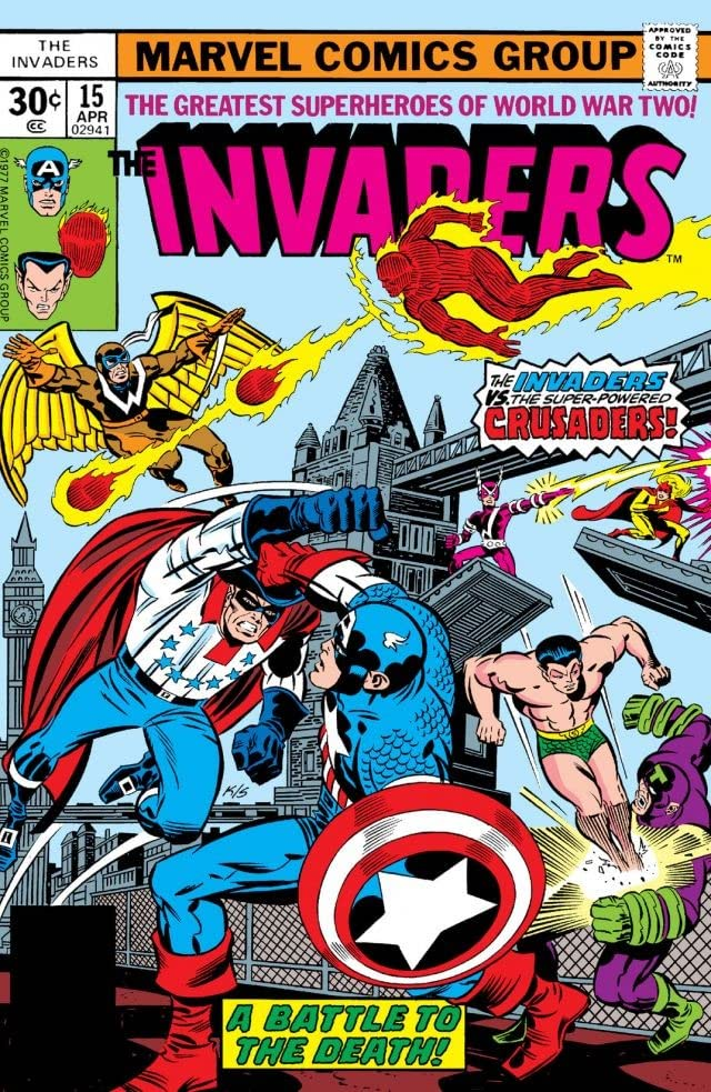 Invaders (1975-1979) #15