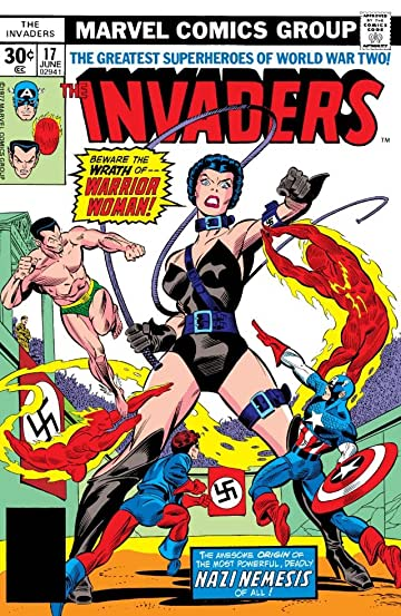 Invaders (1975-1979) #17
