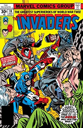 Invaders (1975-1979) #18