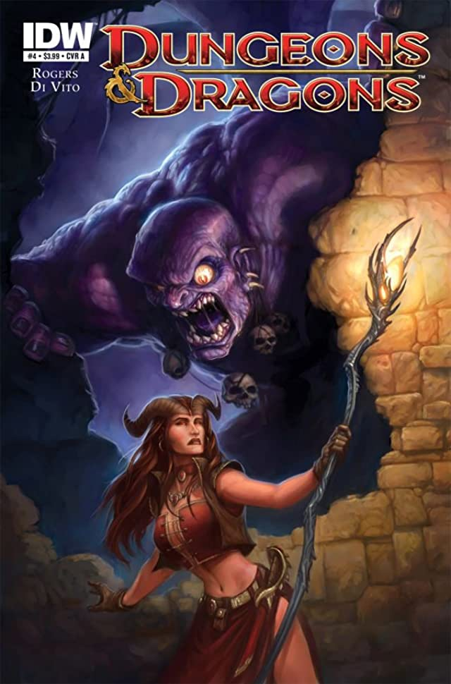 Dungeons and Dragons #4
