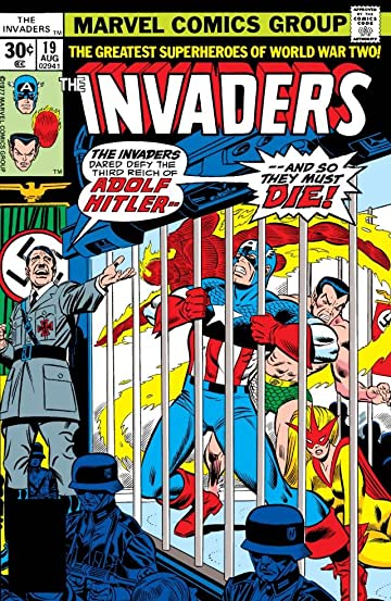 Invaders (1975-1979) #19