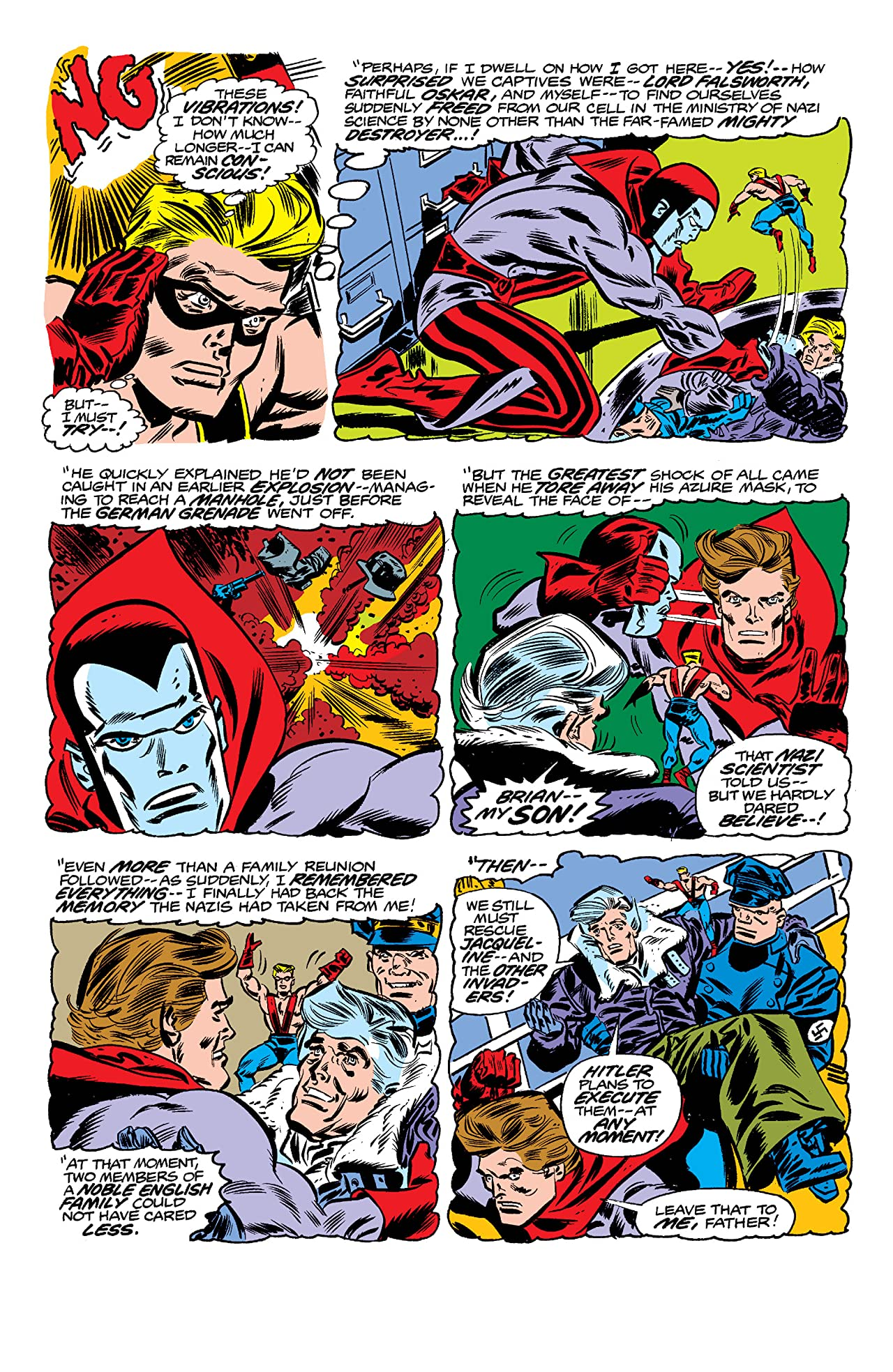 Invaders (1975-1979) #21