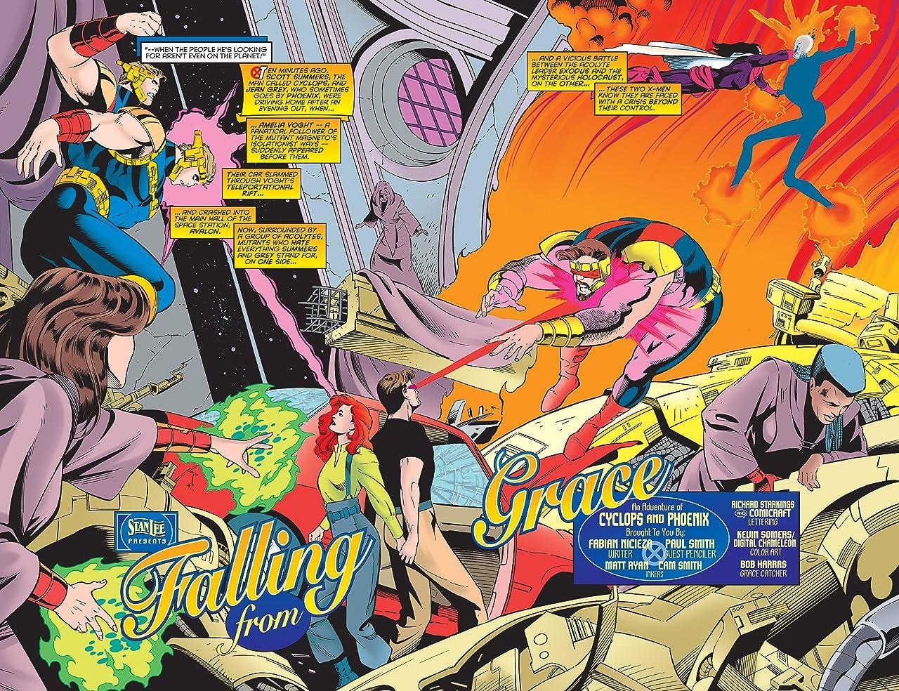 X-Men (1991-2001) #43