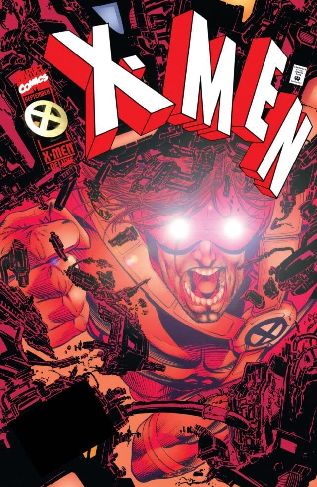 X-Men (1991-2001) #44