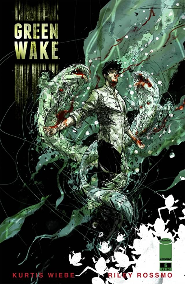 Green Wake #6