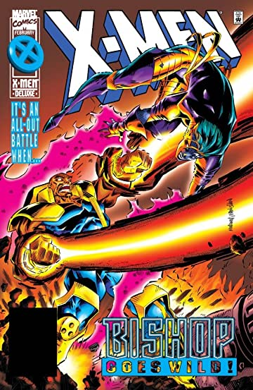 X-Men (1991-2001) #49