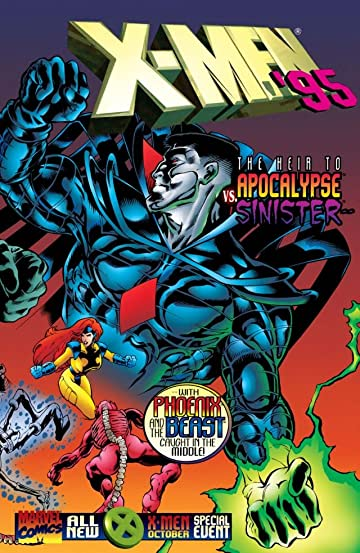 X-Men Annual 1995