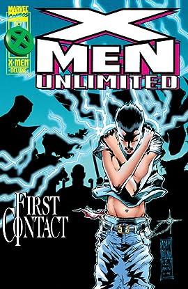 X-Men Unlimited (1993-2003) #8