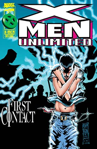 X-Men Unlimited #8