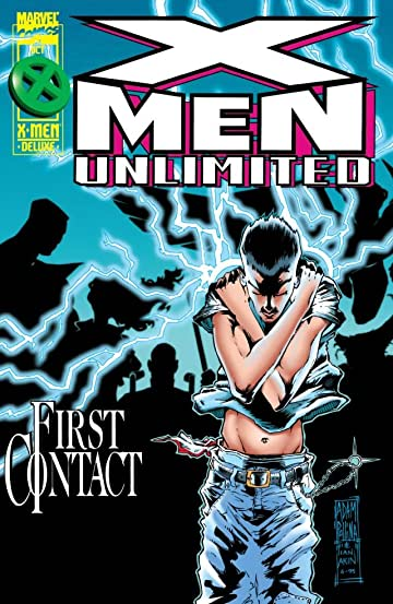 X-Men Unlimited (1993-2003) #8