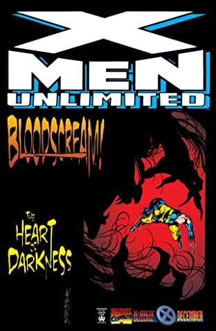 X-Men Unlimited #9