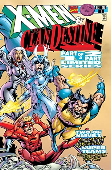 X-Men/ClanDestine (1996) #1 (of 2)