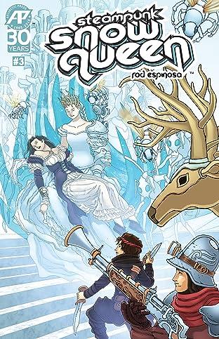 Rod Espinosa's Steampunk Snow Queen #3 (of 3)