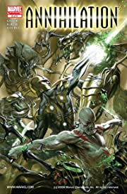 Annihilation #2 (of 6)