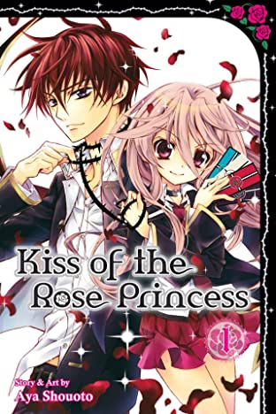 Kiss of the Rose Princess Vol. 1