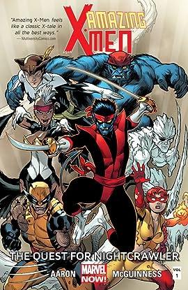 Amazing X-Men Vol. 1: The Quest For Nightcrawler