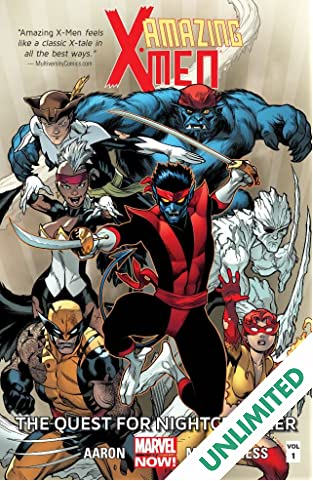 Amazing X-Men Vol. 1: The Quest For Nightcrawler