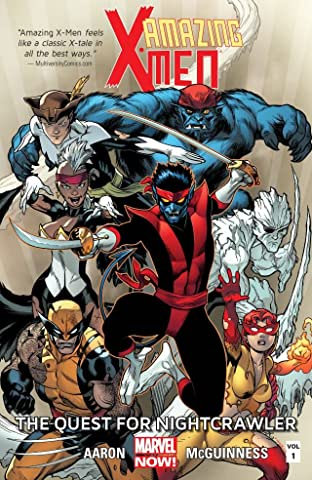 Amazing X-Men Tome 1: The Quest For Nightcrawler