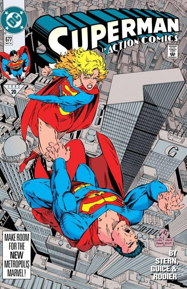 Action Comics (1938-2011) #677
