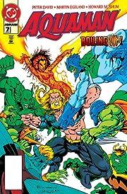 Aquaman (1994-2001) #7