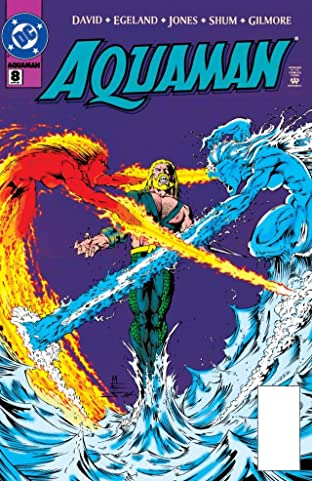 Aquaman (1994-2001) #8