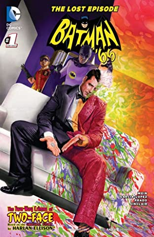 Batman '66: The Lost Episode #1
