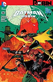 Batman and Robin (2011-2015) #36