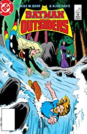 Batman and the Outsiders (1983-1987) #25