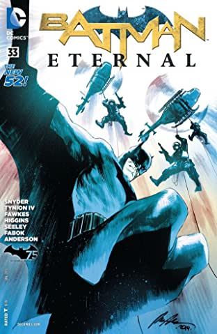 Batman Eternal (2014-2015) #33