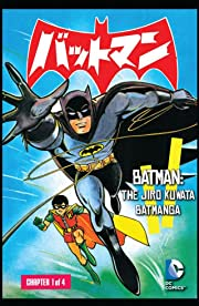 Batman: The Jiro Kuwata Batmanga #20