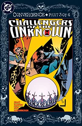 Challengers of the Unknown (1997-1998) No.6