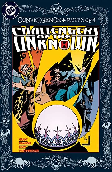 Challengers of the Unknown (1997-1998) #6