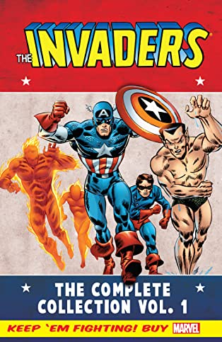 Invaders Classic: The Complete Collection COMIC_VOLUME_ABBREVIATION 1