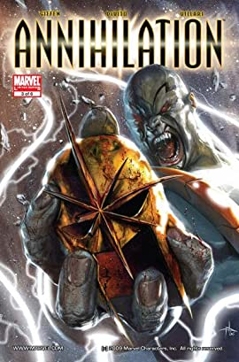 Annihilation #3 (of 6)