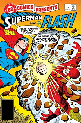 DC Comics Presents (1978-1986) #73
