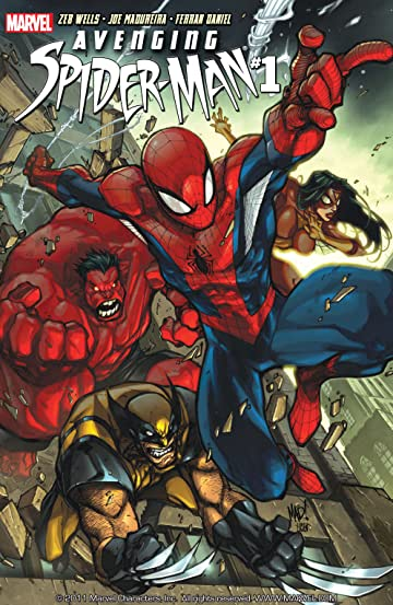 Avenging Spider-Man (2011-2013) No.1