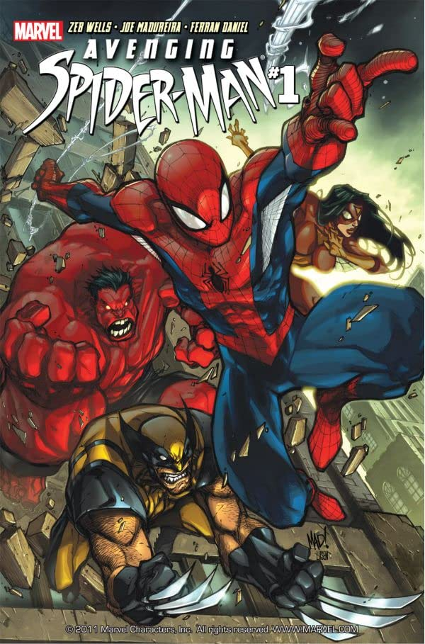 Avenging Spider-Man (2011-2013) #1