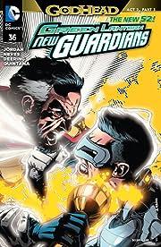 Green Lantern: New Guardians (2011-2015) #36
