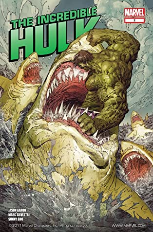 Incredible Hulk (2011-2012) #2