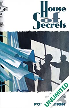 House of Secrets (1996-1998) #3