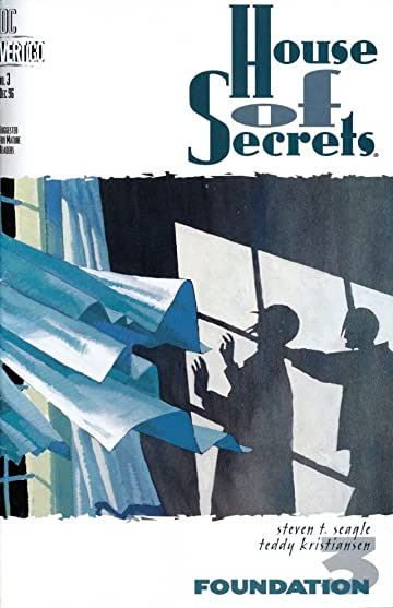 House of Secrets (1996-1998) No.3
