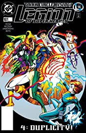 Legion of Super-Heroes (1989-2000) #107