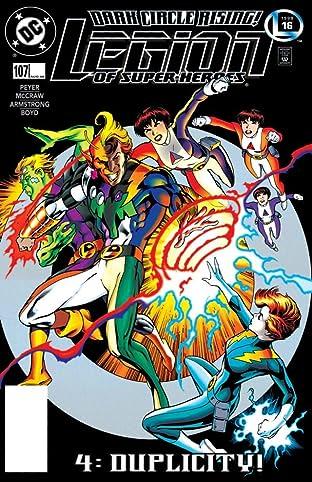 Legion of Super-Heroes (1989-2000) #107