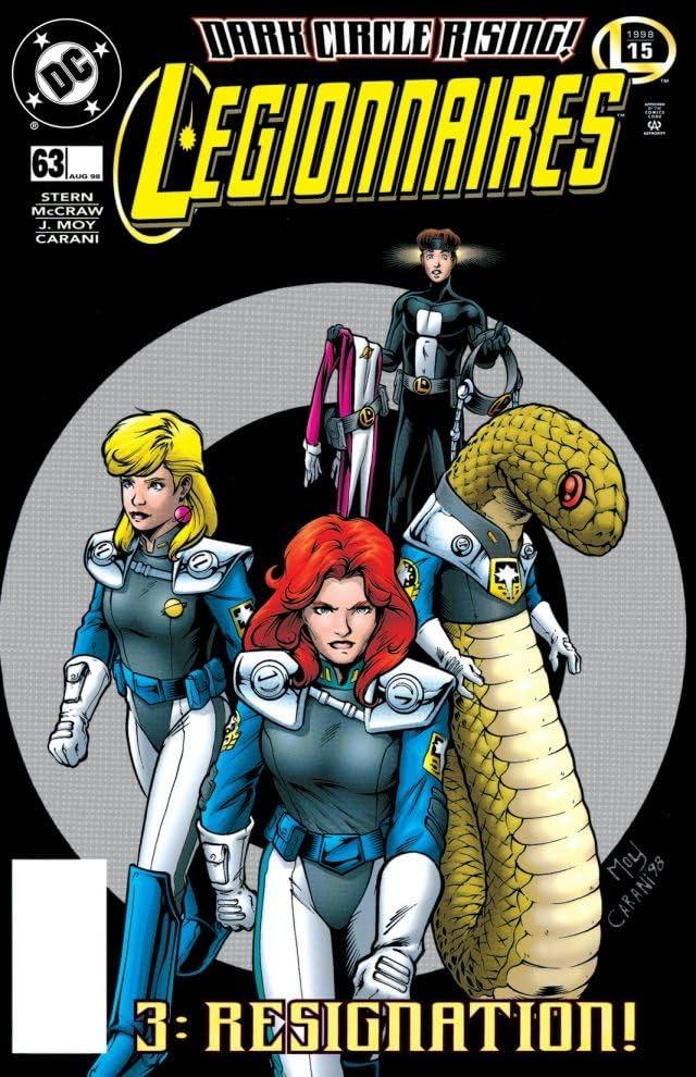 Legionnaires (1993-2000) #63